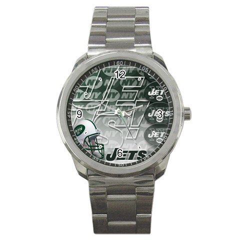 New-York-Jets v1 Sport Metal Watch at Amazon.com