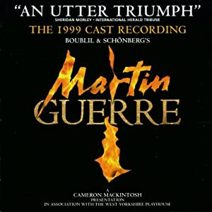 Martin Guerre - 1999 Cast Recording (CD)