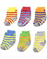 Trumpette Baby-Boys Newborn Bright Strips Boy