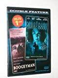 img - for BOOGEYMAN+NIGHTMARE NEVER ENDS[SLIM CASE][DVD][DOUBLE FEATURE] book / textbook / text book
