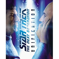 Star Trek: The Next Generation - Unification [Blu-ray]