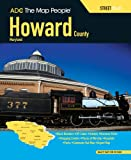 img - for ADC The Map People Howard County, Maryland Atlas book / textbook / text book