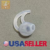 LEFT MEDIUM EARTIP FOR BOSE 2 2ND SERIES BLUETOOTH HEADSET EAR GEL BUD TIP - BARND NEW - FAST & FREE shipping (US only)