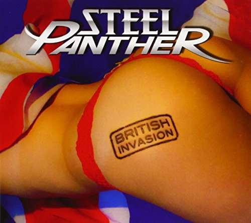 Steel Panther - British Invasion [DVD] [2012] [NTSC] (British Invasion Steel Panther compare prices)