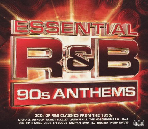 Various Artists - Essential R&B (The Very Best Of R&B - Summer 2004) [UK] Disc 1 - Zortam Music