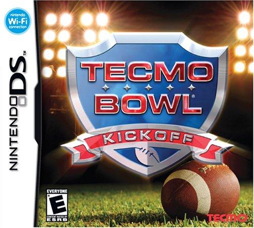 Tecmo Bowl: Kickoff - Nintendo DS (Tecmo Super Bowl compare prices)