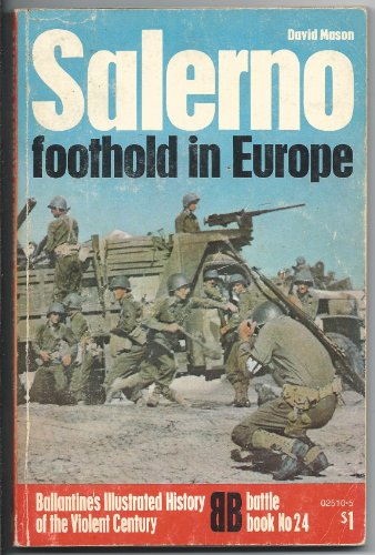 Salerno: Foothold in Europe PDF