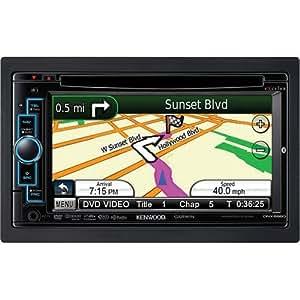 "Kenwood Excelon DNX6960 6.1"" In-Dash Double-DIN Navigation DVD Receiver"