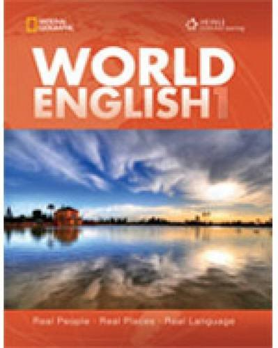 World English 1 with CDROM: Middle East Edition (World English: Real People, Real Places, Real Language)