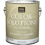 Color Solutions Self-Priming Latex Eggshell Interior Wall Paint-INT EGG NEUTRAL