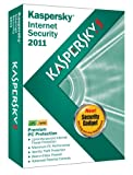 Kaspersky Internet Security 2011 1-User
