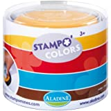 Aladine - 85151 - Stampominos - Stampo Colors Arlequin