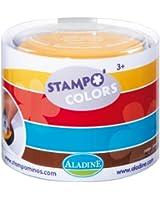 Aladine - 85151 - Stampominos - Stampo Colors Arlequin