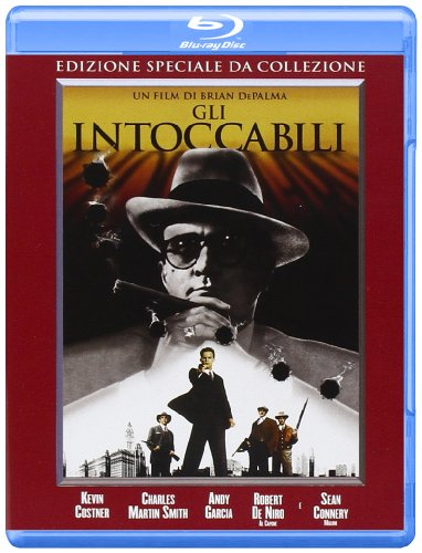 Gli intoccabili - The untouchables(collector's edition) [Blu-ray] [IT Import]
