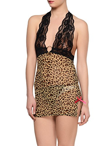 N-Gal-Womens-Synthetic-Chemise-Multi-Coloured-Free-Size