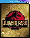 Jurassic Park Trilogy (Blu-ray + UV copy) [2015] [Region Free]