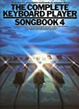 Complete Keyboard Player Songbook: 4