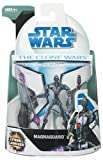 Star Wars Clone Wars Wave 4 Magnaguard Figure