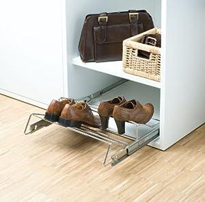 Wenko 5975100 tiroir coulissant pour chaussures - Tiroir chaussures coulissant ...