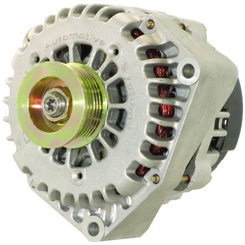 100% NEW LActrical ALTERNATOR FOR CHEVROLET CHEVY AVALANCHE SUBURBAN SSR TAHOE YUKON YUKON XL 5.3 5.3L 323CI V8 2003 03 2004 04 *ONE YEAR WARRANTY* 145 AMPS (Alternator 2003 Suburban V8 compare prices)