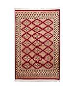 Navaei & Co. Alfombra Kashmir Rojo/Multicolor 148 x 93 cm