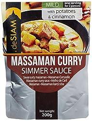 deSiam Coconut Massaman Curry Sauce, 200g