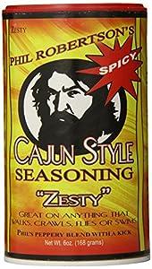 Duck Commander Phil Robertson's Cajun Style Zesty Seasoning