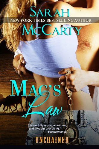 Image of MAC'S LAW (UNCHAINED Book 1)