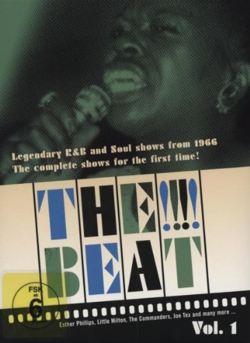 Cover art for  The !!!! Beat: Legendary R&B and Soul Shows From 1966, Vol. 1 (Shows 1-5)