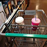 Shopping Cart Cup Holder (Set of 2)