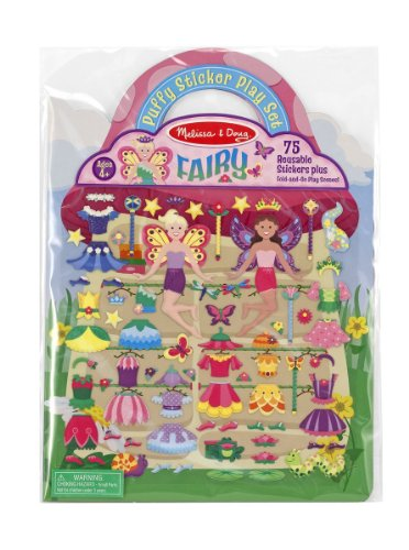 Melissa And Doug Sticker Book front-1045945