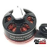 Motor Multirotor 2306-2200KV CCW Quad de carreras