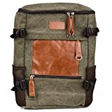 """Kro O Hp Envy 15 15.6"""" (Touch), Envy X360 2 In 1 15.6"""" Case   15 Inch Laptop/Notebook School Backpack, Olive Green..."""