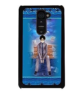 PrintVisa Metal Printed Manly Designer Back Case Cover for LG G2-D4828