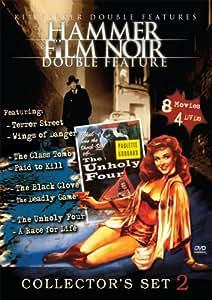 Hammer Film Noir Collector's Set 2: 4-7 [Import USA Zone 1]