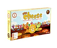 Say Cheese Educational Math Board Game For Kids to Learn Multiplication Tables