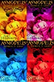 ASMODEUS: Demon of Lust--BUNDLE Parts 1-4 (Princes of Hell)