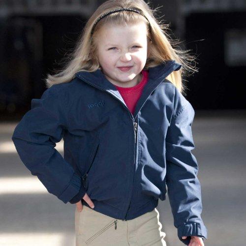 Toggi Kids Newbury Waterproof Breathable Blouson - Navy, XX-Large