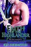 Faith of the Highlander (The MacLomain Series: Next Generation, Book 4)