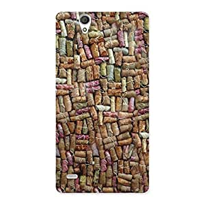 Cute Bullet Bomb Back Case Cover for Sony Xperia C4