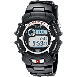 Casio Men's G2310R-1 G-Shock Tough Solar-Powered Sports Watch