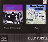 Fireball/In Rock by DEEP PURPLE (2010-09-21)