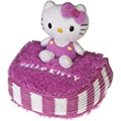 """Hello Kitty Golf """"Mix And Match"""" Putter Mallet Headcover (Pink/White)"""