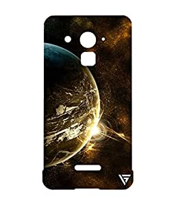 Vogueshell Graffiti Design Printed Symmetry PRO Series Hard Back Case for Coolpad Note 3