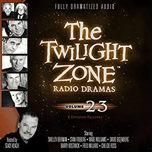 The Twilight Zone Radio Dramas, Volume 23 Radio/TV Program
