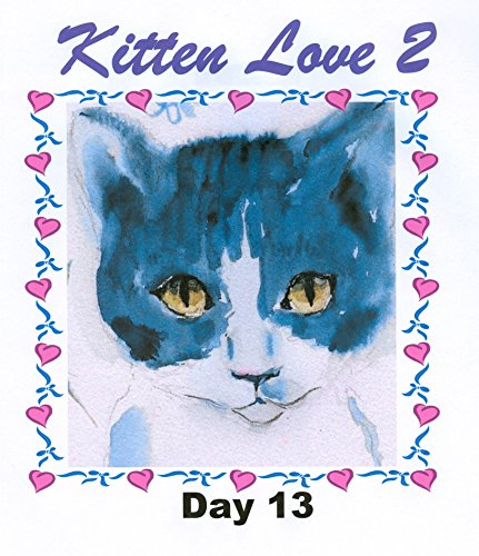 Ariele M. Huff - Kitten Love 2: Day 13 as the agony catches up to the ecstasy of rescuing & raising 3 abandoned kittens (English Edition)