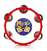 Pocket Money Tambourine Toy