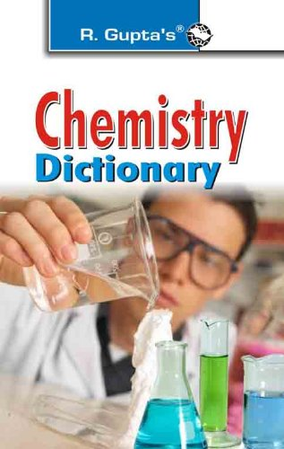 Pocket Book-Chemistry Dictionary Image