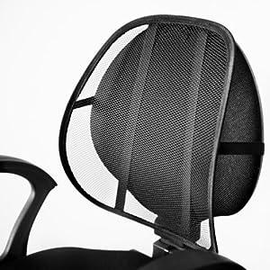 Compartir facebook twitter pinterest nuevos 1 desde eur 8 99 - Cojin lumbar para silla de oficina ...