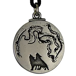 Wolf totem necklace - photo#27